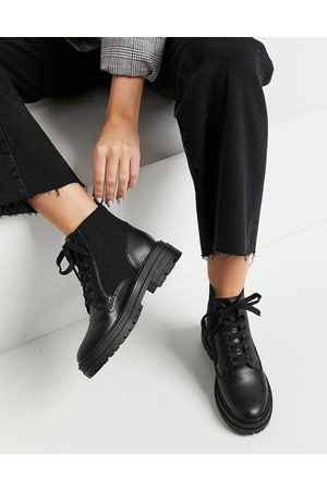 Miss Selfridge – Bikerstiefel in