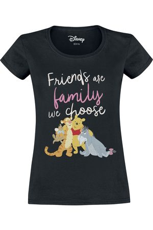 WINNIE THE POEH Friends are the family we choose T-Shirt