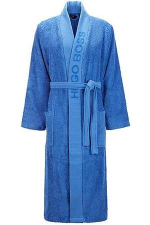 HUGO BOSS Bademäntel - Unisex-Morgenmantel im Kimono-Stil aus ägyptischer Baumwolle