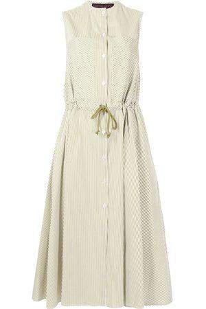 MARTIN GRANT Kleid mit Streifen