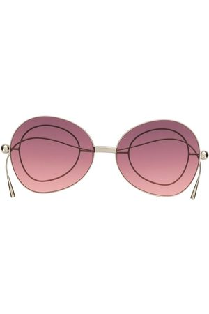 PERCY LAU Oversized-Sonnenbrille