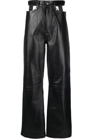 Manokhi Damen Hosen & Jeans - Hose mit Cut-Out