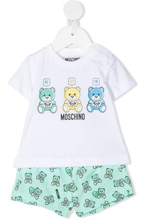 Moschino T-Shirts, Polos & Longsleeves - 2er-Set T-Shirts