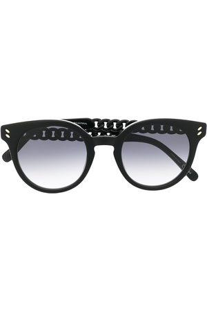 Stella McCartney Chain-detail sunglasses