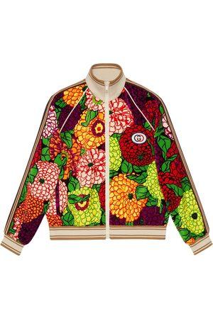 Gucci Jacke mit Ken Scott-Print