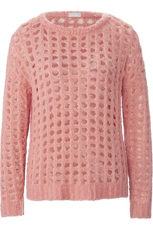 include Rundhals-Pullover rosé