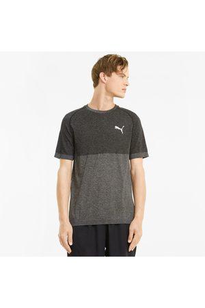 PUMA Herren T-Shirts, Polos & Longsleeves - EvoKNIT RTG Basic Herren T-Shirt