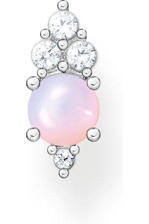 Thomas Sabo Einzel Ohrstecker Vintage Opal-Imitation rosa schimmernd