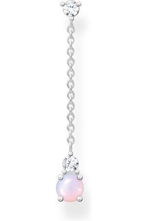 Thomas Sabo Einzel Ohrring Opal-Imitation Rosa schimmernd
