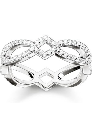 Thomas Sabo Eternityring Love Knot