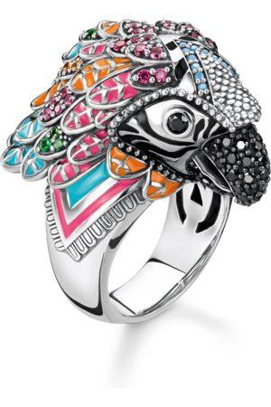 Thomas Sabo Ring Papagei