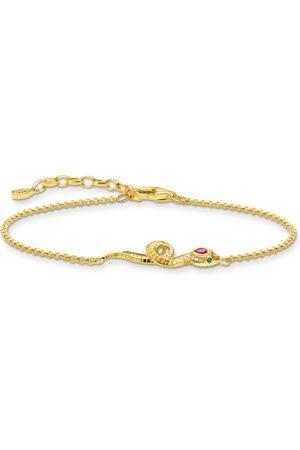 Thomas Sabo Armband Schlange gold