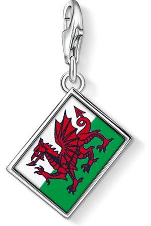 Thomas Sabo Charm-Anhänger Flagge Wales