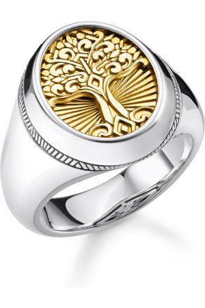 Thomas Sabo Ring Tree of Love gold