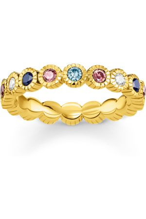Thomas Sabo Ring Royalty gold