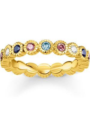 Thomas Sabo Ring Royalty gold
