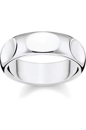 Thomas Sabo Ring Puristisches silber