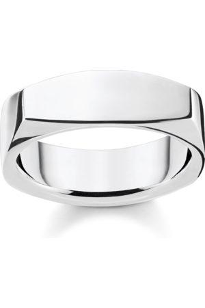 Thomas Sabo Ring Eckig silber