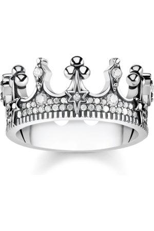 Thomas Sabo Ring Krone silber