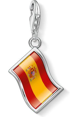 Thomas Sabo Charm-Anhänger Flagge Spanien
