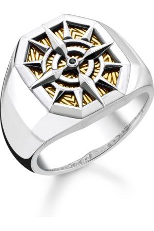 Thomas Sabo Ring Kompass gold