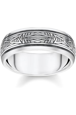 Thomas Sabo Ring Ornamente silber