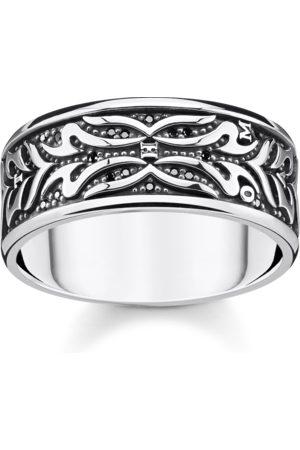 Thomas Sabo Ring Tiger Muster