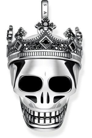 Thomas Sabo Anhänger Totenkopf Krone