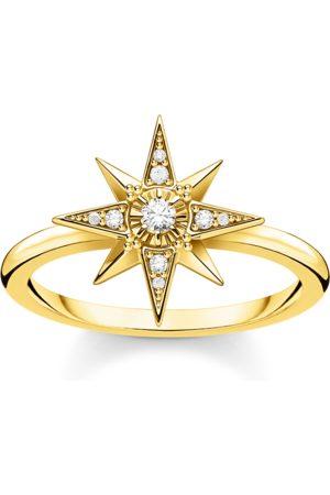 Thomas Sabo Ring Stern gold