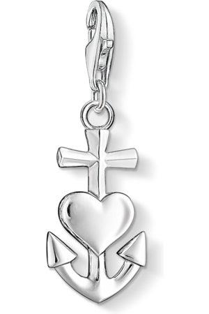 Thomas Sabo Charm-Anhänger Kreuz, Herz, Anker