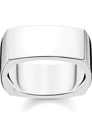 Thomas Sabo Ring Viereckig silber