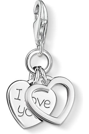 Thomas Sabo Charm-Anhänger Herzen I LOVE YOU