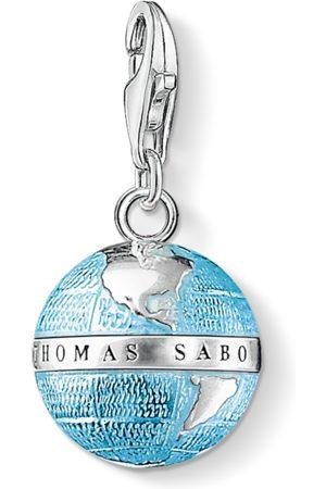 Thomas Sabo Charm-Anhänger Weltkugel