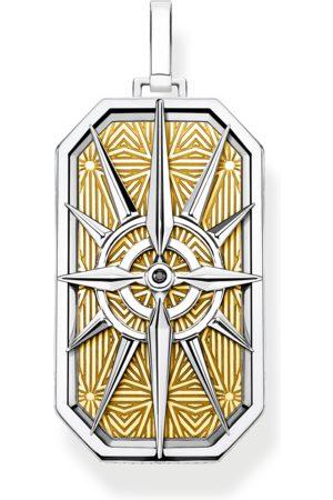 Thomas Sabo Anhänger Kompass Stern gold