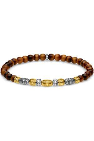 Thomas Sabo Armband Talisman bicolor gold