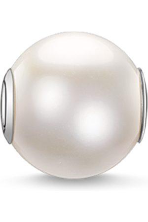 Thomas Sabo Bead Weiße Perle Groß