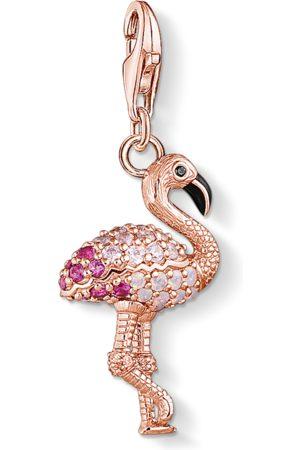Thomas Sabo Charm-Anhänger Flamingo