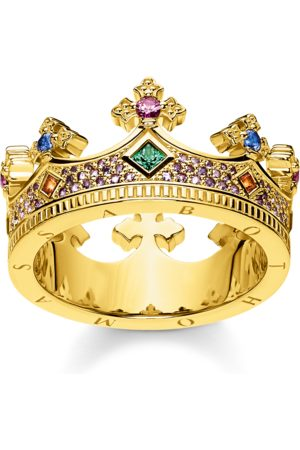 Thomas Sabo Ring Krone Gold