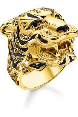 Thomas Sabo Ring Tiger gold