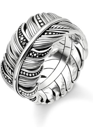 Thomas Sabo Ring Feder Pavé