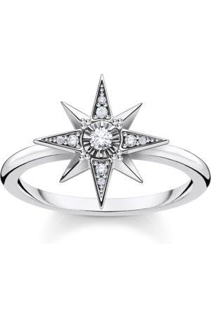 Thomas Sabo Ring Stern silber