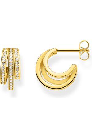 Thomas Sabo Creolen Ringe gold