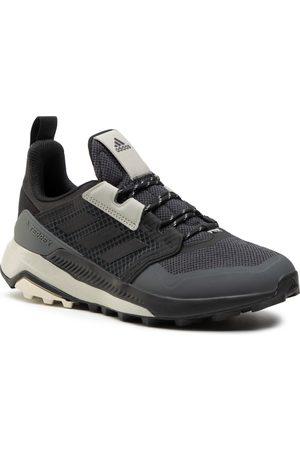 adidas Herren Outdoorschuhe - Terrex Trailmaker FU7237 Cblack/Cblack/Alumin
