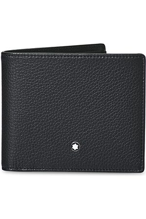 Mont Blanc MST Soft Grain Wallet 6cc Black