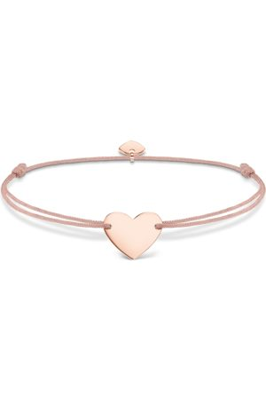Thomas Sabo Damen Armbänder - Armband Little Secret Herz mit Gravur