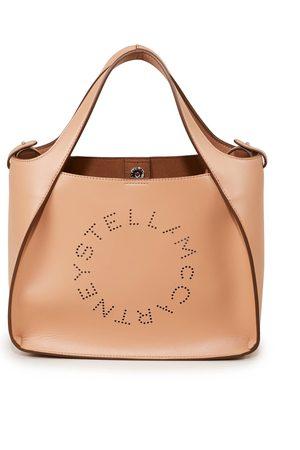 Stella McCartney Handtasche 'Eco Soft Crossbody' Camel