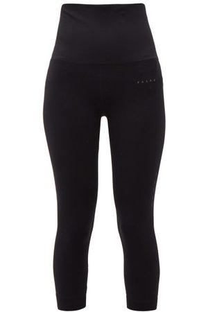 Falke Damen Leggings & Treggings - Shape Cropped Performance Leggings