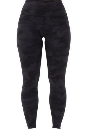 "Lululemon Wunder Under Camouflage High-rise 28"" Leggings"