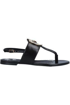 Roberto Cavalli Damen Flip Flops - SCHUHE - Zehentrenner