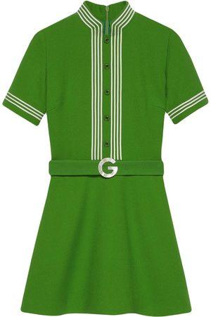 Gucci Kleid mit Gürtel